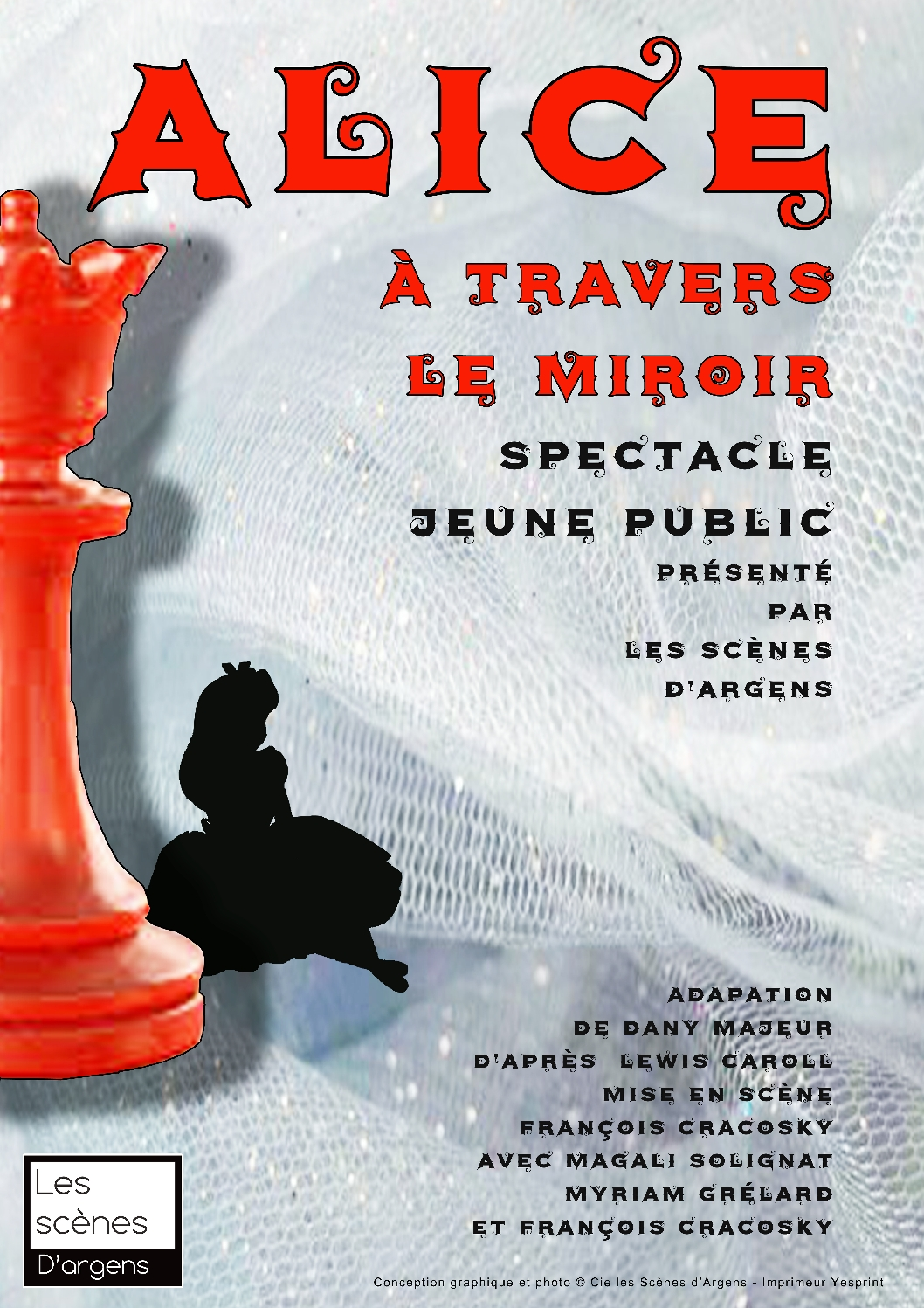 alice a travers le miroir